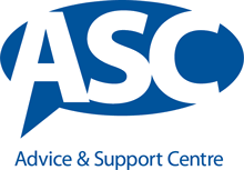 Advice and Support Centre Logo