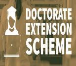 Doctorate Extension Scheme picture