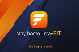 Stay home, stay fit